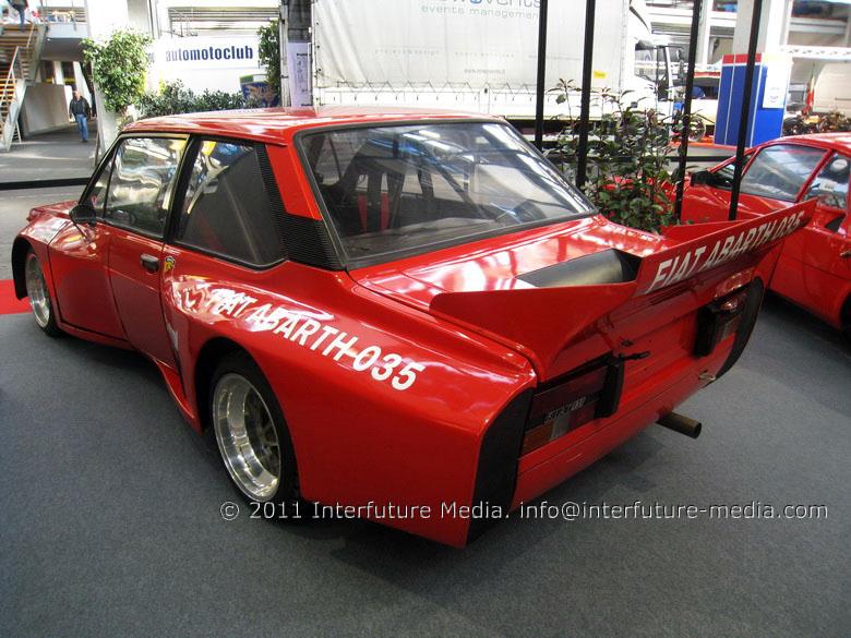Old Fiat Classics Abarth s